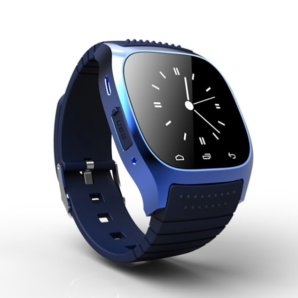 M26 Bluetooth Watch for Android Smartphone Anti-lost Alarm Functions