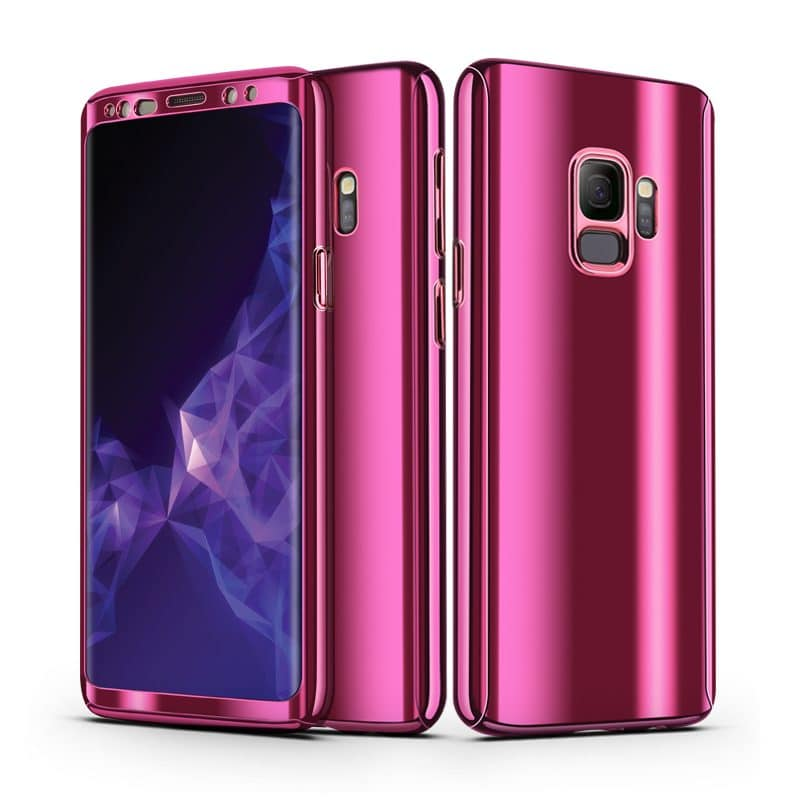Samsung Galaxy S9 and S9 Plus Case Pink