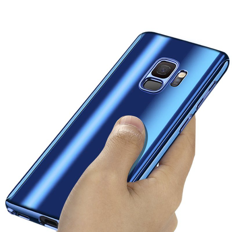Samsung Galaxy S9 and S9 Plus Case Blue