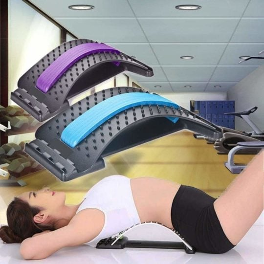 Lumbar Tractor Waist Traction Therapy Lumbar Orthosis Lumbar Intervertebral Disc Waist Prominent Back Pain Relief